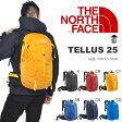 送料無料 ザ・ノースフェイス THE NORTH FACE TELLUS 25 テルス デイパック バッグ リュック バックパック 25リットル アウトドア 登山 ザック 2016新色 NM61511 20%off