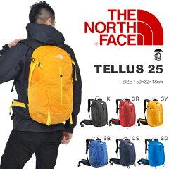 送料無料 ノースフェイス THE NORTH FACE TELLUS 25 テルス デイパック…