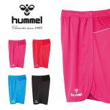 ヒュンメル hummel レディース ゲームパンツ 吸汗速乾 スポーツ サッカー フットサル トレーニング