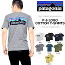 半袖TシャツパタゴニアPatagoniaP-6ロゴコットンTシャツメンズバックプリントロゴ2017春新作国内正規品アウトドアプリント