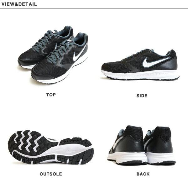 送料無料軽量ランニングシューズナイキNIKEメンズダウンシフターDOWNSHIFTER6MSLランニングジョギングマラソンシューズ靴運動靴6846582016冬新色
