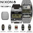 送料無料ニクソンNIXONコンプエスTHECOMPS日本正規品腕時計リストウォッチメンズレディーススケートボードカジュアルストリートサーフアウトドアウォッチ