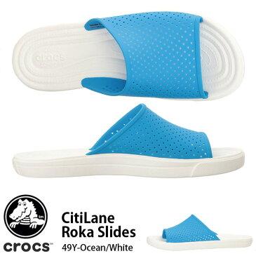 サンダル クロックス crocs メンズ シティレーン ロカ スライド スポサン スポーツサンダル シャワーサンダル ビーチサンダル シューズ 靴 204222 日本正規品