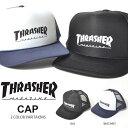 THRASHER スラッシャー メッシュキャップ CAP メンズ レデ...