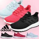 34%off スニーカー アディダス adidas レディース ULTIMASHOW W ランニングシューズ ローカット シューズ 靴 3本ライン FX3636 FX3637 FX3638 FX363