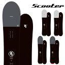 送料無料 スノーボード 板 Scooter スクーター DA...