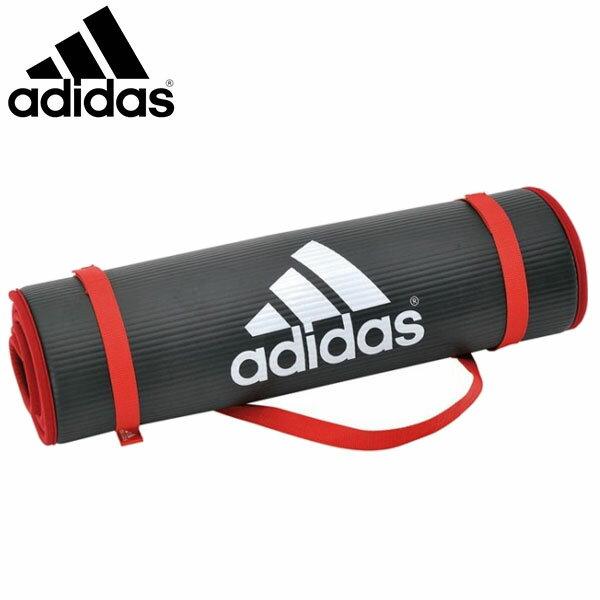 送料無料アディダスadidashardwareトレーニング用マットリバーシブル1cm厚トレーニング練習アスリート