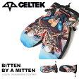 送料無料 CELTEK セルテック グローブ ミトン BITTEN BY A MITTEN メンズ ミトン スノーボード スノボ スノー スキー 国内正規品 手袋 得割30