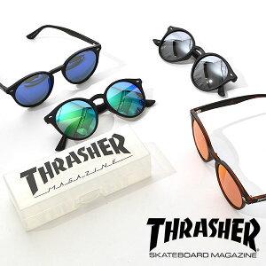 送料無料 サングラス THRASHER スラッシャー CIELO ソリッドカラー アイウェア カラフル カラーレンズ メンズ レディース アウトドア フェス ビーチ プール 10%off