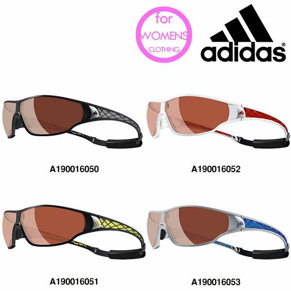 送料無料スポーツサングラスアディダスadidasレディースa190TYCANEPROSランニングマラソンゴルフ釣り自転車テニスサイクリング紫外線対策UVカット