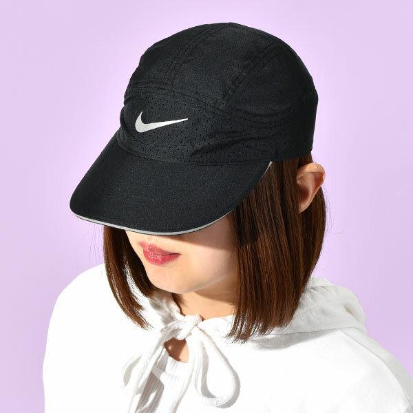 ランニングキャップナイキNIKEエアロビルテイルウィンドエリートキャップ帽子CAPメンズレディースジョギングウォーキングレジャー