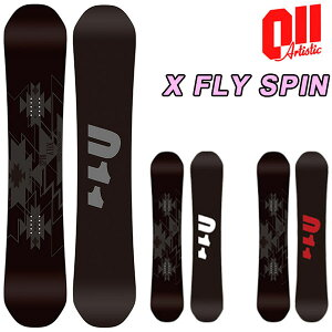 送料無料 スノーボード 板 011 アーティステック 011 artistic X FLY SPIN エックス フライ スピン レディース ゼロワンワン スノーボード ダブルキャンバー 138 14118/19 20%off