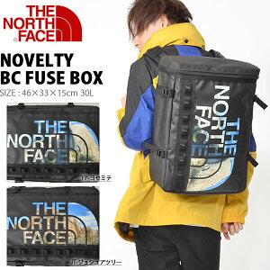 送料無料 ザ・ノースフェイス THE NORTH FACE ベースキャンプ ノベルティー ヒューズボックス Novelty BC FUSE BOX 30L  2019春夏新作 nm81939 ヨセミテ ジョシュアツリー ザック バックパック かばん スク