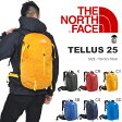 送料無料 ザ・ノースフェイス THE NORTH FACE TELLUS 25 テルス デイパック バッグ リュック バックパック 25リットル アウトドア 登山 ザック NM61511 20%off