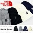 追加企画 ニット帽 ザ・ノースフェイス THE NORTH FACE 帽子 ビーニー Radial Beanie メンズ レディース 2016冬新作 アクリル素材 ニットキャップ