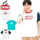 半袖Tシャツ CHUMS チャムス メンズ CHUMS Logo T-Shirt ロゴTシャツ ロゴTシャツ プリントTシャツ トップス アウトドア 2019春夏新作 20%off