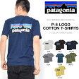送半袖Tシャツ パタゴニア Patagonia P-6 ロゴ コットン Tシャツ メンズ バックプリント ロゴ 2017春新作 国内正規品 アウトドア プリント 大きいサイズあり