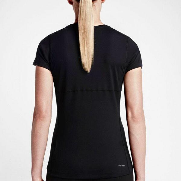 紫外線防止UVカットナイキNIKEドライフィットマイラー2UVショートスリーブトップレディース半袖Tシャツランニングシャツスポーツウェアランニングジョギングジム2016冬新色25%off