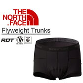 スポーツ時に最適!トランクス THE NORTH FACE ザ・ノースフェイス メンズ ボクサーパンツ フライウエイト トランクス Flyweight Trunks アンダーウエア 下着