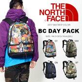 送料無料 ザ・ノースフェイス THE NORTH FACE BC DAY PACK デイパック リュックサック バックパック バッグ 22リットル アウトドア 登山 ザック 2017春夏新色 NM81504 グランピング 10%off