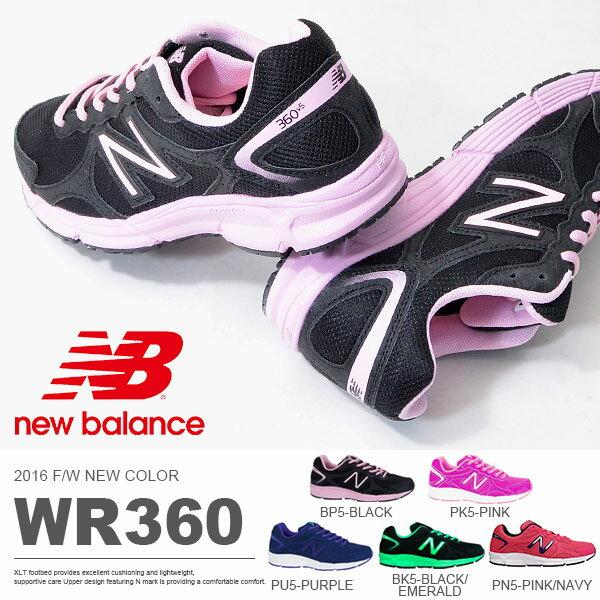 ニューバランス WR360