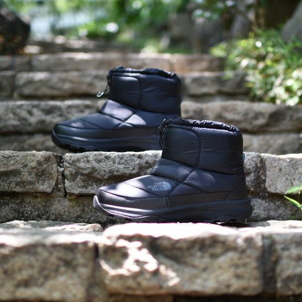 現品限り送料無料ザ・ノースフェイスTHENORTHFACENuptseBootieWPIVShortヌプシブーティーウォータープルーフIVショートブーツメンズレディースブーツアウトドアスノーシューズ靴NF51586ザノースフェイス撥水グランピング25%off