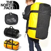 現品限り 送料無料 大容量 132リットル ザ・ノースフェイス THE NORTH FACE BC DUFFEL XL ベースキャンプ ダッフル ボストンバッグ ショルダーバッグ 旅行 NM81551 ザ ノースフェイス 20%off
