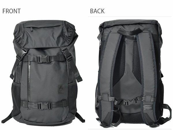 ラスト1送料無料バックパックNIXONニクソンLANDLOCKSEBACKPACKデイパックランドロックエスイーリュックサックメンズレディーススケートバッグBAGかばん鞄カバン得割5033L