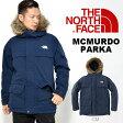 送料無料 高品質 ダウン ジャケット THE NORTH FACE ザ・ノースフェイス メンズ McMurdo Parka マクマードパーカ ジャケット 2016秋冬新作 アウトドア マウンテン 600フィルパワー 15%off