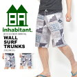 �����եѥ�ĥ���ϥӥ����inhabitant���WALLSURFTRUNKS�������륵���եȥ�󥯥����ѥ���奵���եȥ�󥯥������ե��硼�ij���ѥ�ĥӡ���������ס���2016�ղƿ���20%off