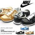送料無料 復刻 スニーカー ナイキ NIKE メンズ インターナショナリスト INTERNATIONALIST レトロ レトロランニング クラシック スウェード スエード シューズ 靴 828041