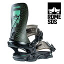 送料無料 バインディング ROME SDS ローム メンズ KATANA スノーボード スノボ BINDING ビンディング バイン パーク 国内正規代理店品 得割30