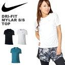 紫外線防止 UVカット 半袖 Tシャツ ナイキ NIKE レディース ...