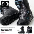 送料無料 スノーブーツ DC SHOE ディーシー レディース Search スノーボード スノボ スノー ブーツ ウィンタースポーツ 国内正規代理店品 20%off