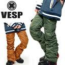 送料無料 スノーボードウェア VESP ベスプ SLIM NYLON ...