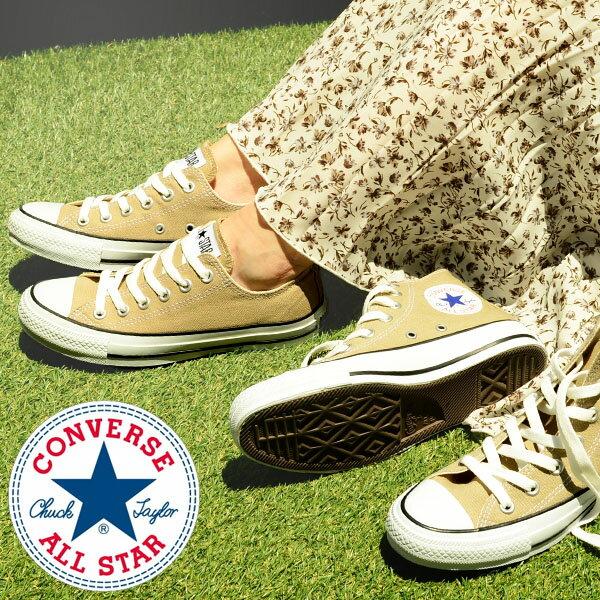 レディース靴, スニーカー  CONVERSE ALL STAR OX HI 1CL129C 1CL128C