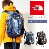 限定カラー 送料無料 ザ・ノースフェイス THE NORTH FACE ホットショット Hot Shot CL 26リットル バックパック デイパック リュック 2016秋冬新作 NM71606 バッグ ザック アウトドア