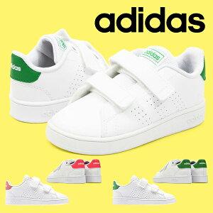 30%OFF ベビーシューズ アディダス adidas ADVANCOURT I ジュニア 子供 アドバンコート 男の子 女の子 ベルクロ スニーカー 子供靴 ファーストシューズ シューズ 靴 EF0300 EF0301