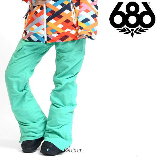 686 Authentic Misty Pant