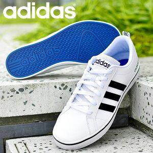 スニーカー アディダス adidas ADIPACE VS メンズ アディペース ローカット 3本ライン カジュアル シューズ 靴 2021春新色 B44869 DA9997 EH0021 FV8828 FY8558 FY8559 B74493