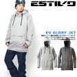 送料無料 スノーボードウェア エスティボ ESTIVO EV GLORY JKT メンズ ジャケット スノボ スノーボード スノーボードウエア SNOWBOARD WEAR スキー 40%off