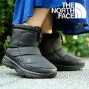 送料無料 ノースフェイス 軽量 ヌプシ ショート ブーツ レディース メンズ THE NORTH FACE Nuptse Bootie WP VI Short ヌプシ ブーティー ウォータープルーフ