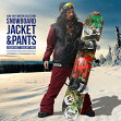 送料無料スノーボードウェア上下セットメンズスタジャンジャケットパンツスノーウエアスノーボードウェアスノボウエアSNOWBOARD16-172016-2017冬新作