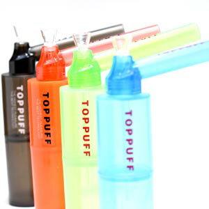 ペットボトル装着可能水パイプ/ボング