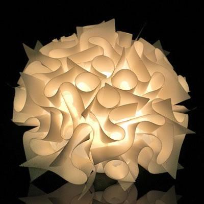 シーリングライト JKC156white LED BIG(天井照明 間接照明 お洒落 デザイン インテリア 北欧 リビング 寝室 8畳 6畳 )の写真