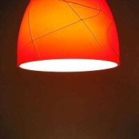 ペンダントライトJDKC003red(天井照明間接照明LEDおしゃれデザインインテリアモダン北欧ダイニング寝室玄関)