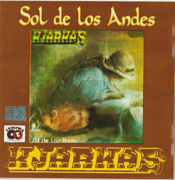 フォルクローレ音楽 NO-20 サンポーニャ ケーナ CD ペルー アンデス 民族音楽 KJARKAS カラカス Sol de Los Andes