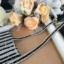 ラインストーン クリア ストーン アイロン用 黒 クリスタル 衣装 装飾 ラインストーンモチーフ アイロン接着 ダンス衣装 社交ダンス ストーンブレード 1