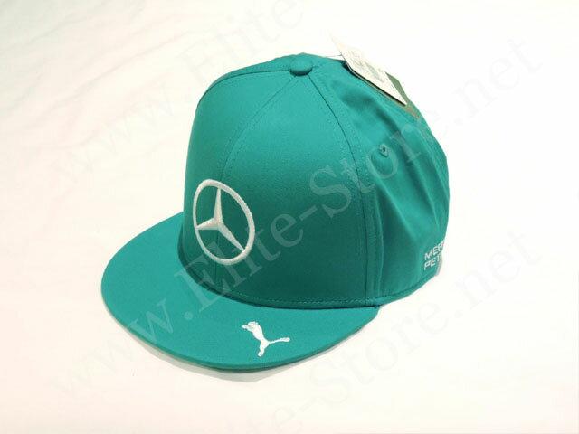 【送料無料】 ルイス・ハミルトン 2014年 メルセデス・AMG マレーシアGP限定 Hip-Hop 帽子 キャップ CAP new (海外直輸入 F1 非売品 グッズ ベンツ)