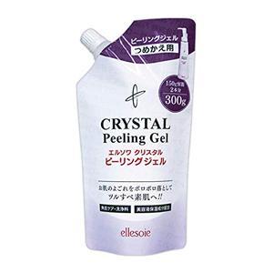 El 母豬化妝品水晶去角質凝膠 (300 克的筆芯替代品) 晶面凝膠 (筆芯替換為 300 克) 10P13Nov14